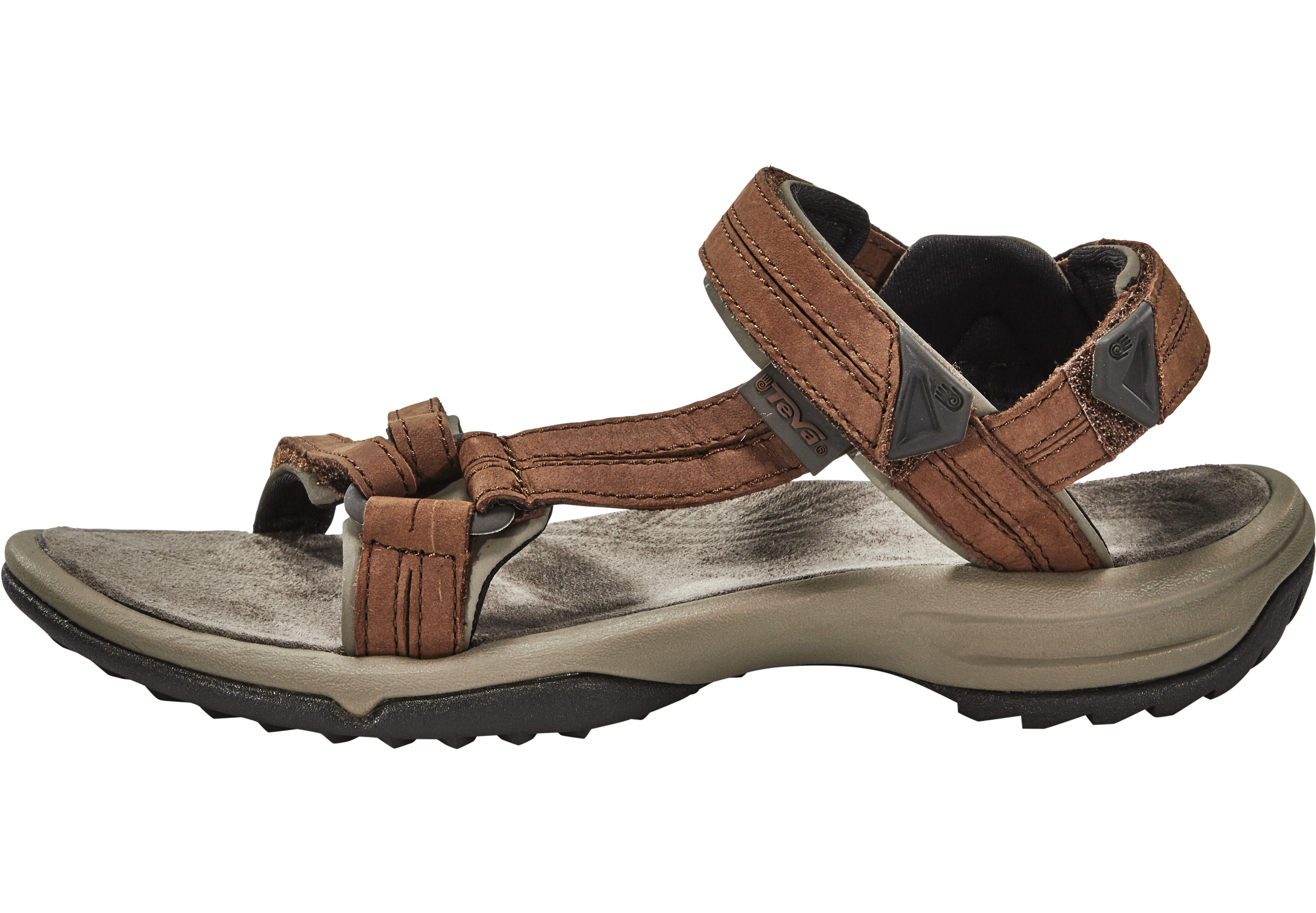5c426c2e0 Teva Terra Fi Lite Leather Sandals Women brown at Addnature.co.uk
